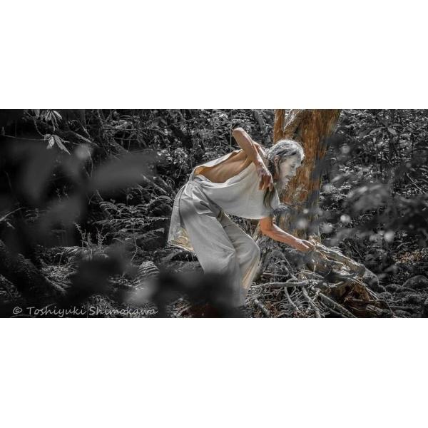 画像1: [終了]【神門呼吸術入門講座】&【藤條虫丸の舞踏=天然肉体詩との即興セッションパフォーマンス】開催!