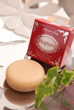 マテリア ソープ Repure